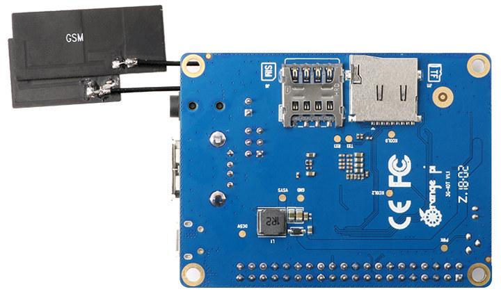 Orange-Pi-3G-IoT-Board