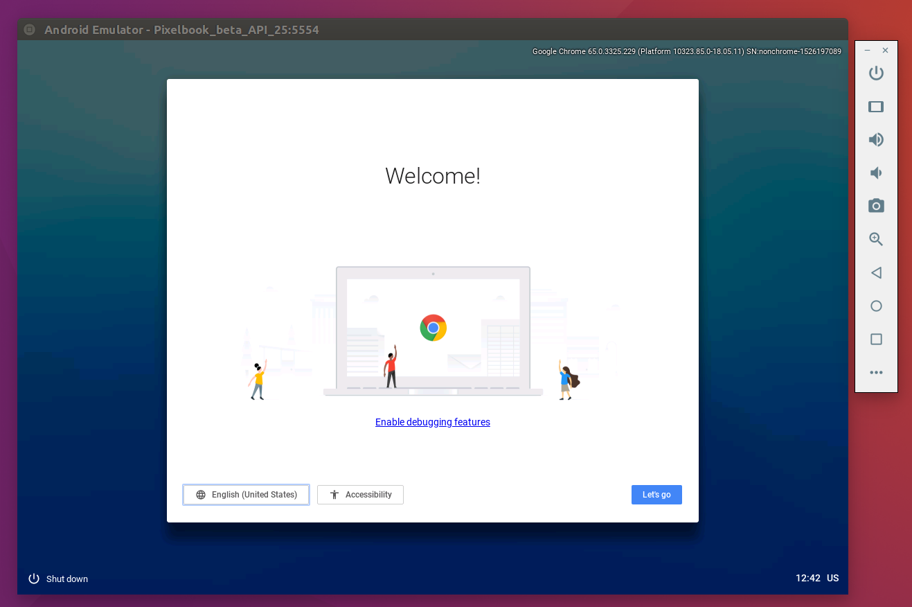 How to Run Chrome OS in Android Emulator