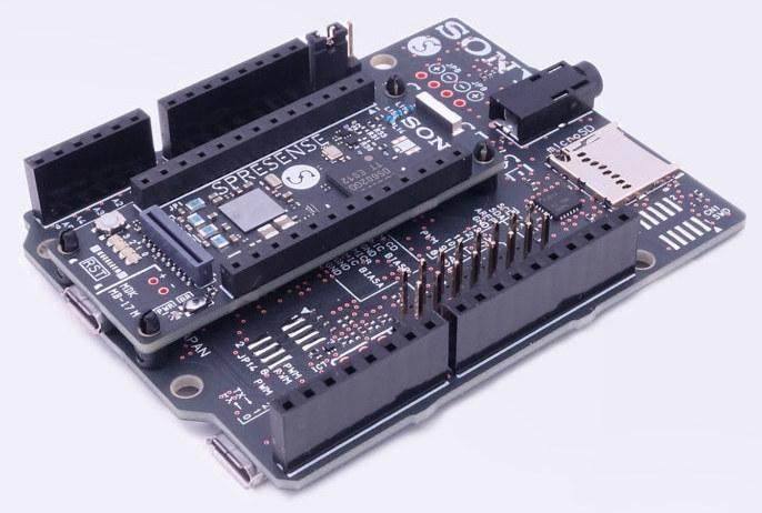Sony-Spresense-Arduino-Board