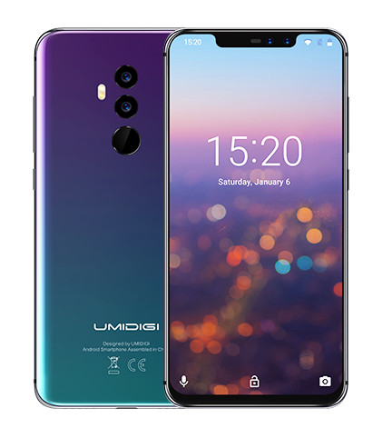 UMIDIGI Z2 Pro is one of the first Smartphones based on ...