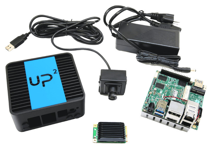 UP-Squared AI Vision Development Kit