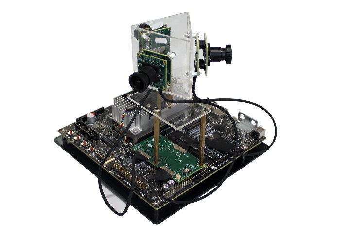 4K Multi-Camera System for NVIDIA Jetson TX1 / TX2