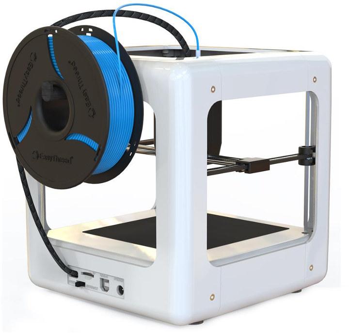 Easythreed NANO Mini Fully Assembled 3D Printer Sells For $160