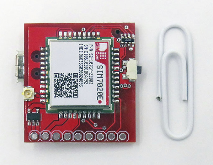 Cheap-NB-IoT-Board