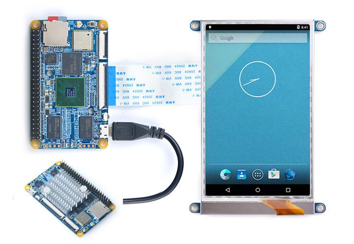 Core4412-LCD-Display