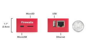 Firewalla NanoPi NEO Firewall