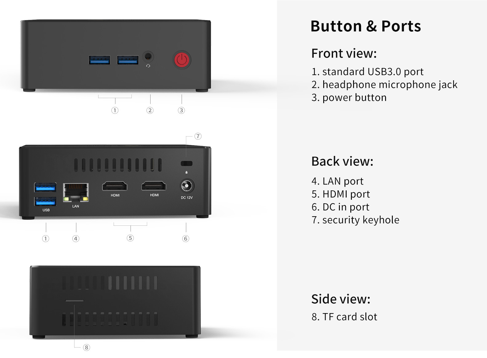 Beelink X45 Basic/Premium NUC Clone Launched for $220 and Up