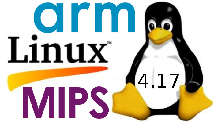 Linux 4 17 Release - Main Changes, Arm & MIPS Architectures