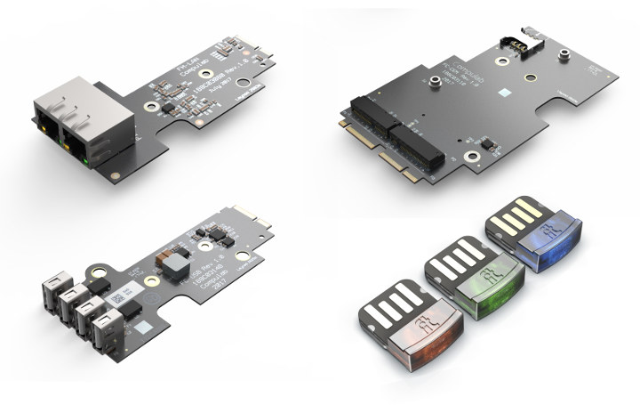 Mintbox Mini 2 FACET Boards