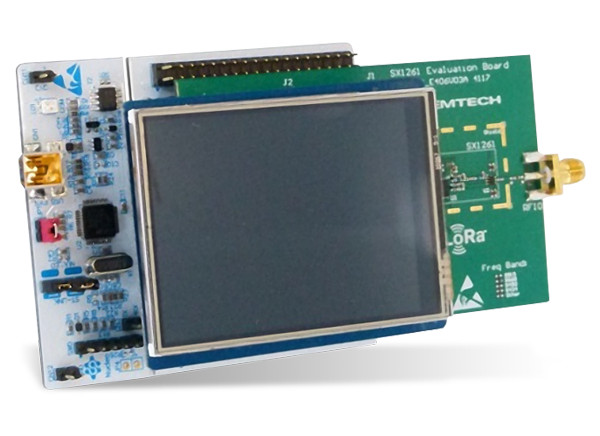Semtech SX1261/SX1262 LoRa Development Kit Now Available for $305