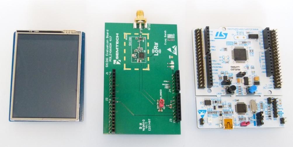 Semtech SX1261/SX1262 LoRa Development Kit Now Available for