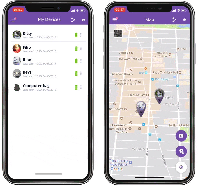 Tail It Mobile App