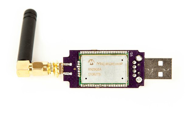 LoStik USB Dongle Adds LoRa Connectivity to any Computer or