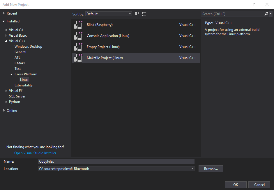 Visual Studio-Solution-Explorer