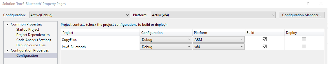 Visual-studio-configuration-properties