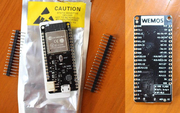 wemos Archives - CNX Software - Embedded Systems News