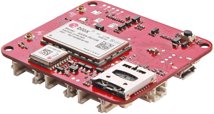 Wio LTE uBlox LTE IoT + GNSS