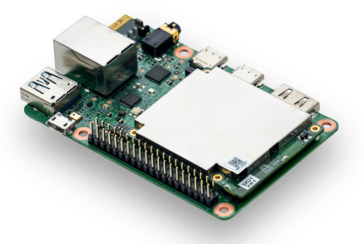 AIY Edge TPU Dev Board