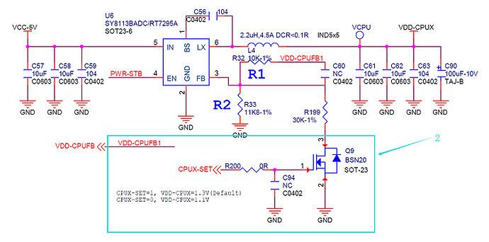 Banana Pi Power Management Unit (PMU) / Voltage Regulator