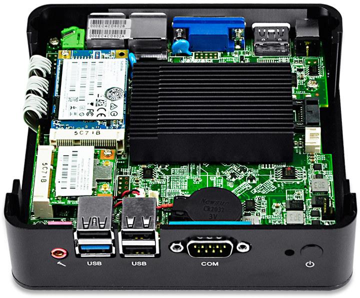 Barebone Cherry Trail Mini PC