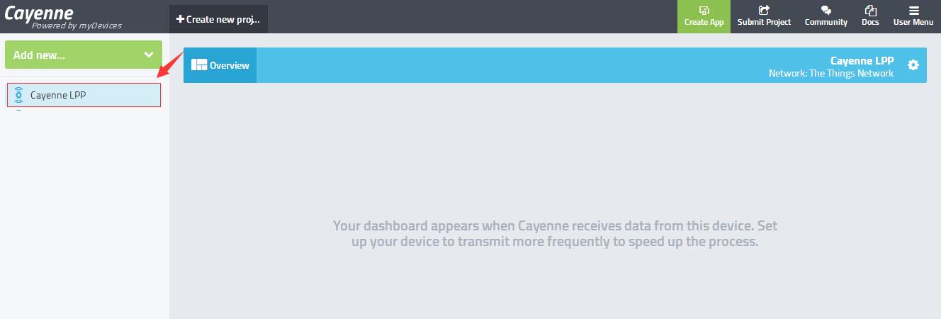 Cayenne-No-Data