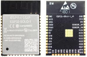ESP32-SOLO-1 Module