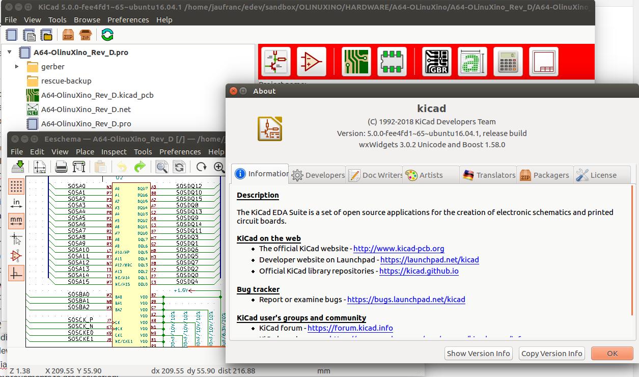 Kicad 5 0 0 Open Source EDA Suite Released