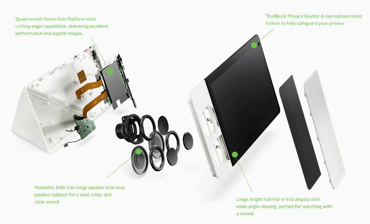 Lenovo Smart Display Teardown