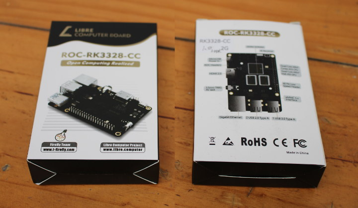Libre-Computer-ROC-RK3328-CC-Package