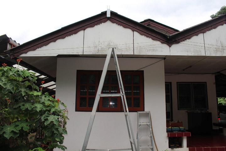 LoRa Gateway Roof Installation