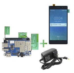 Orange Pi 4G-IoT Set5