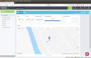 RAK811 Cayenne LPP Data
