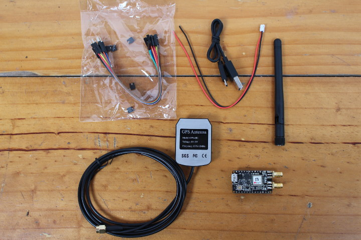 RAK811 LoRa GPS Tracker Kit