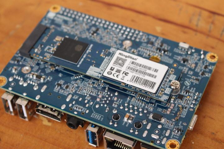 RK3399 SBC M.2 SSD