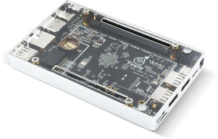 ROC-RK3399-PC RK3399 Single Board Computer