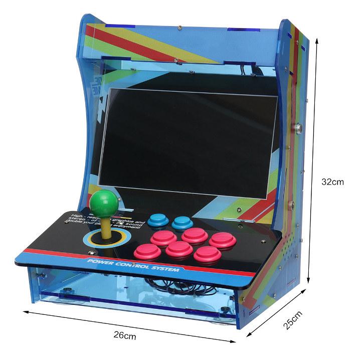 Raspberry Pi 3 Arcade Game Console
