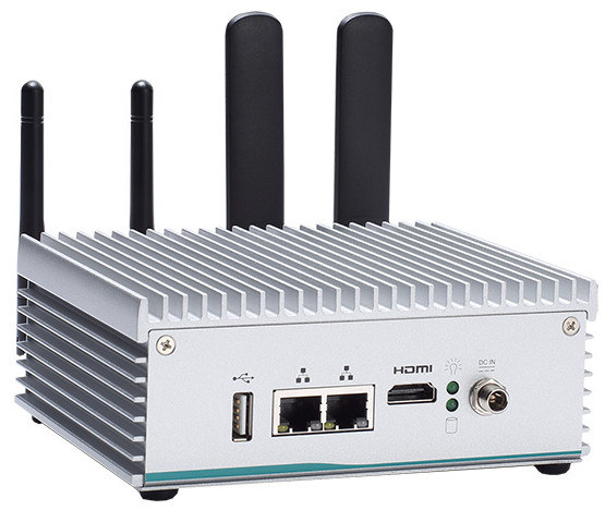 Fanless Embedded Computer NVIDIA Jetson TX2