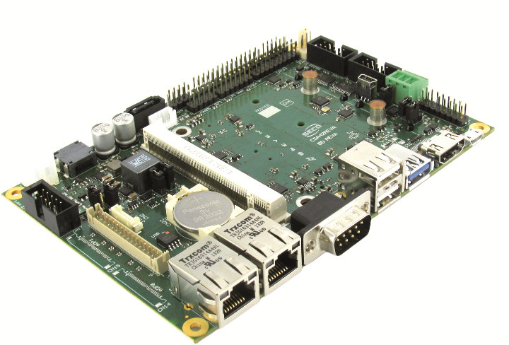 Seco Q7 Carrier Board