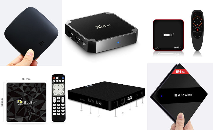 Top 10 Best Selling TV Boxes