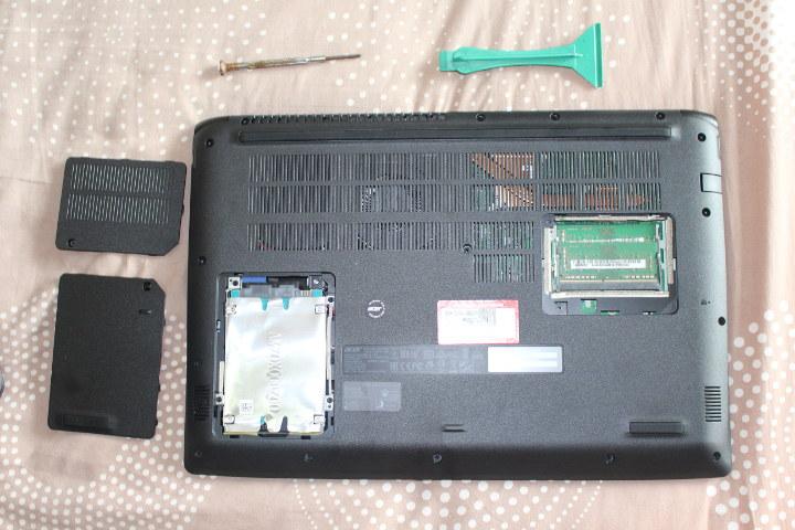 Acer Aspire 3 A315-41G HDD RAM