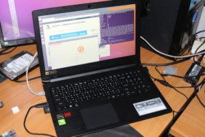 Acer Aspire 3 A315G-41 Ubuntu 18.04
