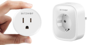 BlitzWolf US / EU Smart Socket