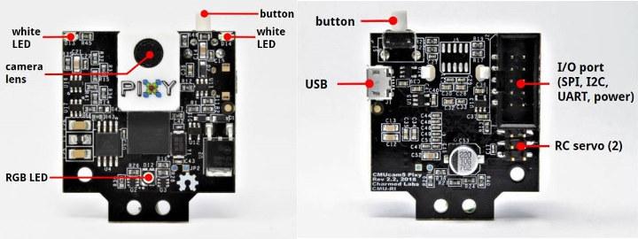 Computer Vision Camera for Arduino or Raspberry Pi