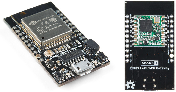 How to Make a Cheap Single Channel Gateway with an ESP32 LoRa Board