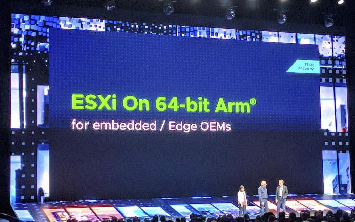 ESXi ARM64