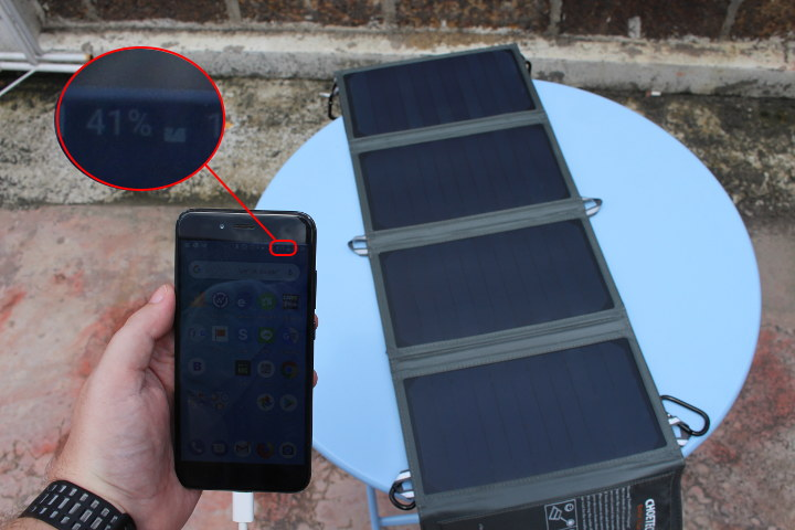 Foldable Solar Charger Review