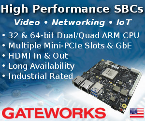 Gateworks High Performance SBC