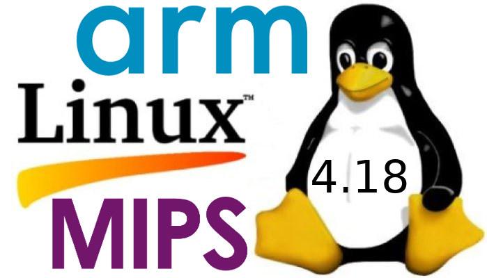 Linux 4.18 Changelog
