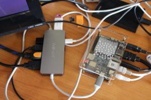 MINIX NEO C Plus USB-C Adapter Android 7.1
