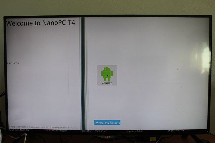 NanoPC-T4 Android eFlasher